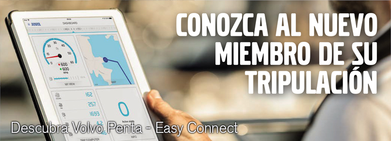 banner de la campaña Easy Connect